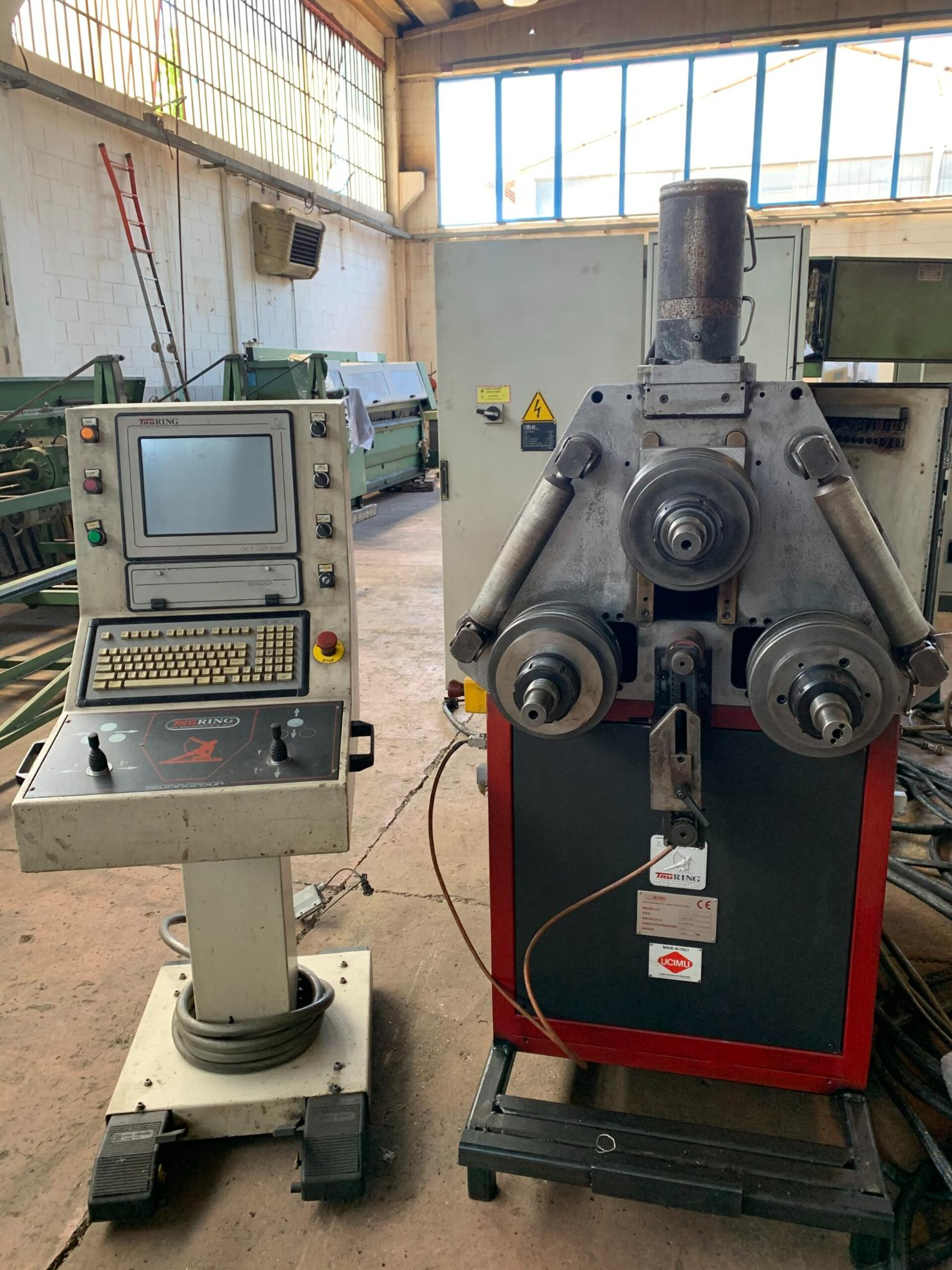 TAURING DELTA 60 CNC 8/2 Image