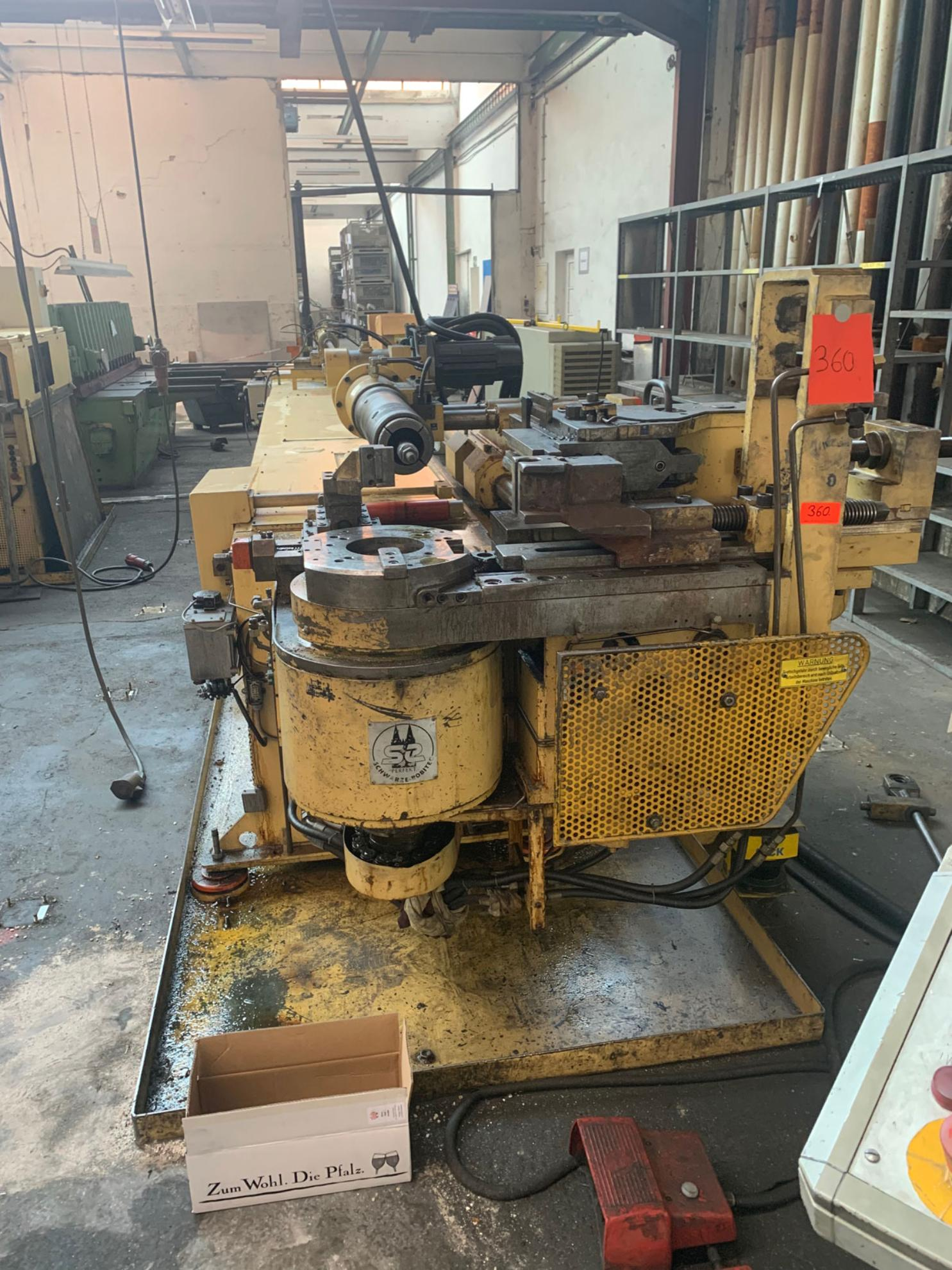 SCHWARZE ROBITEC 80 CNC Image
