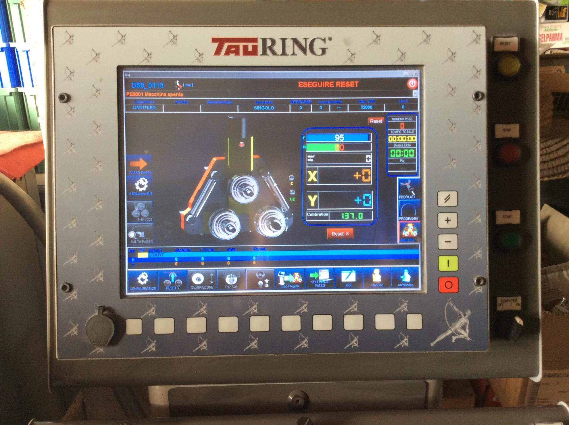 TAURING DELTA 50 CNC-I Image